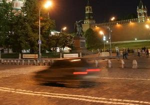 В Москве произошло второе за неделю ДТП с участием машины африканского посольства