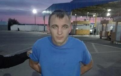 На кордоні з Молдовою затримали втікача з колонії