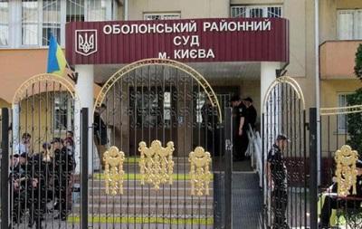 У Києві злодій  мінував  суд, щоб відтягнути вирок