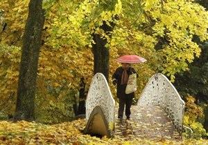 Дожди в Украине не отступят до 20 октября - синоптики