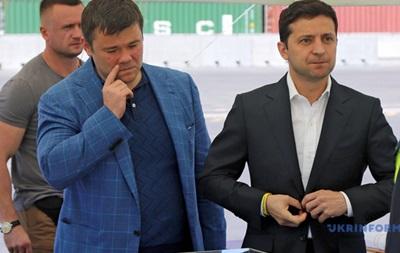 У Богдана запросили стенограму розмов Зеленського з Путіним
