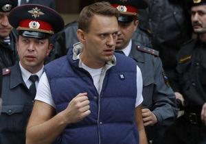 Полиция узнает, кто взломал почту и Twitter Навального