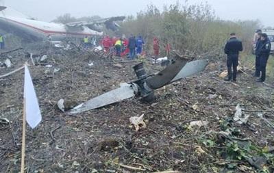 Названо попередню причину аварії Ан-12