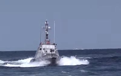 В Одессу прибыл седьмой военный катер
