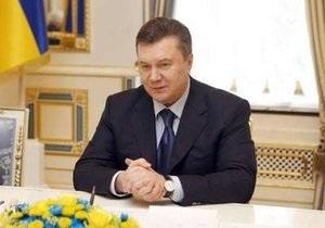 НГ: Трудный старт Виктора Януковича