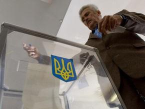Предварительные данные: Свобода уверенно побеждает в Тернопольской области