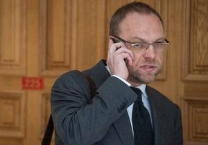 Регионалы заявили, что Власенко  проморгал  одну важную норму