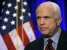 Маккейн вновь потребовал исключить Россию из большой восьмерки