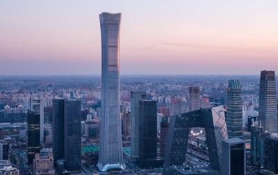 Півкілометровий хмарочос побудували в Китаї