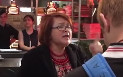 Адвокат влаштувала скандал на прес-конференції Зеленського