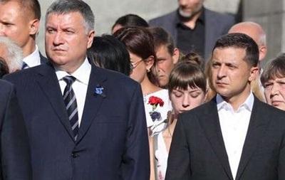 Зеленский пригрозил сменить руководство МВД