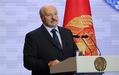 Лукашенко звернувся до СНД з приводу України