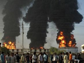 Фотогалерея: Техногенная катастрофа в Индии