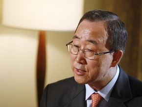 Генсек ООН призвал  выстроить культуру, которая отвергает терроризм