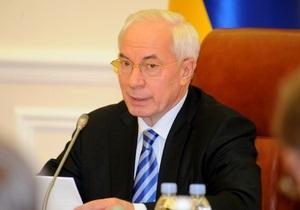 Оппозиция требует возбудить дело против Азарова за предательство нацинтересов