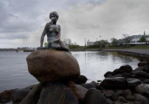Копенгагенской русалочке исполняется 100 лет