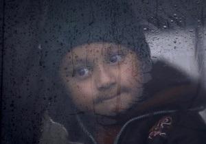 В Кривом Роге двухлетнюю девочку взяли в заложники
