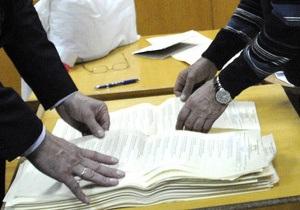 Оппозиция требует полного пересчета голосов в скандальном округе №132 в Николаевской области