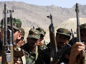 В Афганистане проходит крупная операция против талибов: более 30 человек погибли