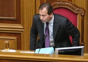 Томенко: Депутаты, которые ранее откладывали переход в коалицию, все же туда войдут