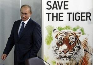 Путин рассказал, как Ди Каприо на двух самолетах добирался в Петербург