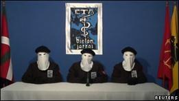 Баскские сепаратисты готовы к прекращению конфликта