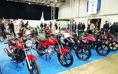 В Україні встановлено рекорд з продажу мотоциклів