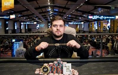 Украинец Ренат Богданов выиграл самую престижную награду в покере