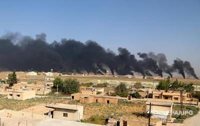 Туреччина відновила операцію в Сирії - ЗМІ