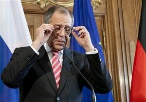 Лавров раскритиковал призывы западных политиков к революциям в арабском мире