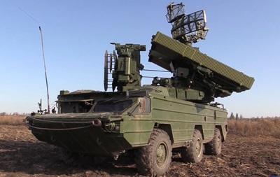 В зоне ООС тренировались войска ПВО