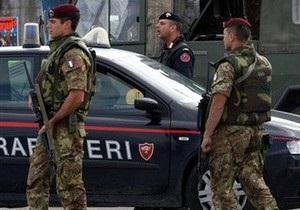 В Италии на судне из Марокко обнаружили 20 тонн гашиша