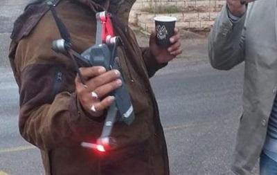 Израильский беспилотник разбился в Ливане