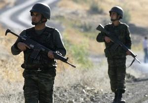 В столкновении турецких солдат с курдами погибли семь человек