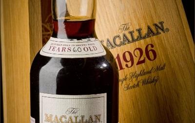 На аукционе продали бутылку виски за рекордные $1,9 миллиона