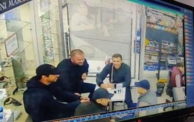 Появилось видео перестрелки в Харькове