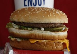 McDonald's собирается исключить из меню БигМак и Дабл Чизбургер