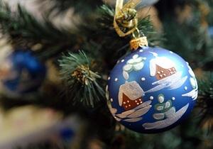 В Украине стартовала акция за экологическое празднование Нового года