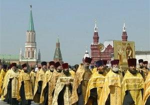 В РПЦ заявили, что Церковь никогда не станет оппозиционной силой