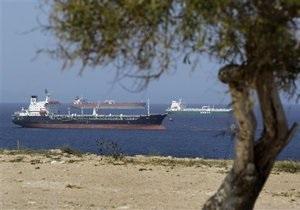 Повстанцы продали первую партию ливийской нефти