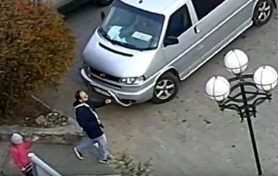 Під Києвом спіймали педофіла, що напав на дівчинку