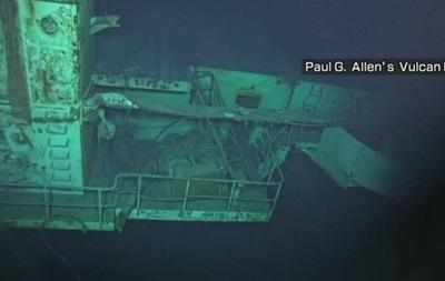На дне море нашли первый авианосец, подбитый японским камикадзе