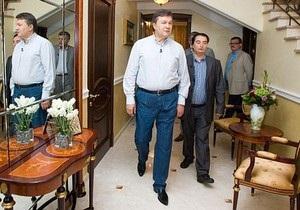 Пресс-секретарь Януковича: В Межигорье нет туалетов с драгоценными камнями