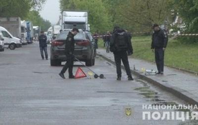 Задержан подозреваемый в покушении на бизнесмена во Львове