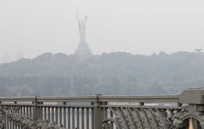 У Києві підвищився рівень забруднення повітря