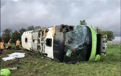 У Франції перекинувся автобус, більше 30 постраждалих