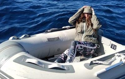 Туристка протрималася дві доби у відкритому морі на льодяниках