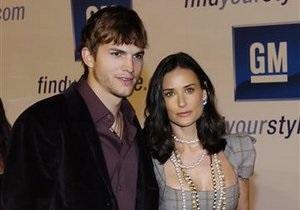 СМИ: Деми Мур и Эштон Катчер на грани развода