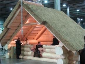 Завтра открывается выставка  Деревянное домостроительство 2009 , или где найти качественное, экологичное и доступное жилье?