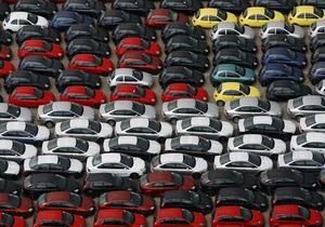 В 2009 году производство авто в России упало на 60%